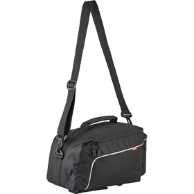 KlickFix Rackpack Light Luggage Carrier Bag for GTA, black